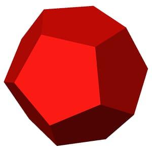 Реферат по математике на тему Правильные многогранники читать  Помимо тетраэдра есть и другие многогранники гранью которых является треугольник 4 Октаэдр количество вершин 6 количество ребер 12