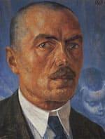 Краткая биография Кузьмы Петрова-Водкина